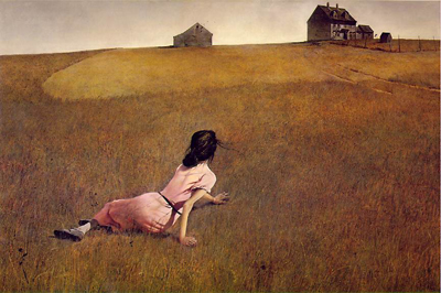 Andrew Wyeth, Christina's World, 1948