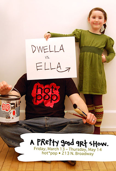 Dwella vs. Ella