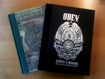 "Shepard Fairey's ""E Pluribus Venom"" and ""Supply & Demand"""
