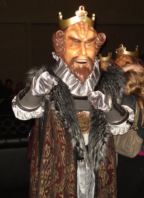 The Klingon King