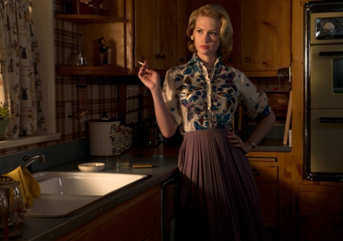 "Betty Draper of ""Mad Men"""