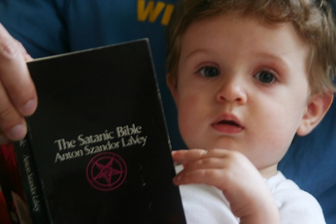 "Anton Szandor LaVey's ""The Satanic Bible"""