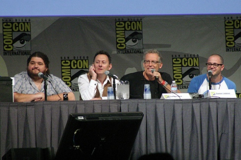 "The ""Lost"" panel"