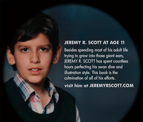 Jeremy R. Scott, age 11