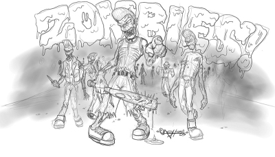 "Sketchbook: ""Invasion"" by Castro"