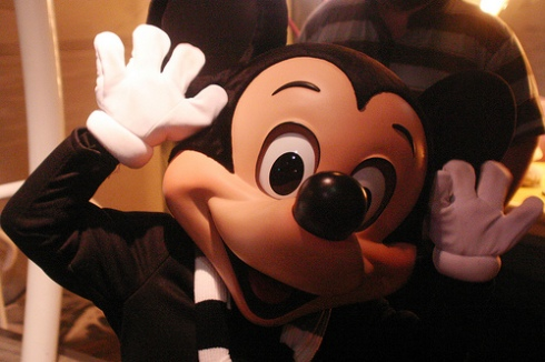 Flickr update: Mickey Mouse