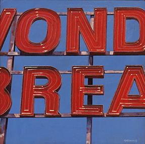 """Wonder Bread"" by Amanda Hope Cook"