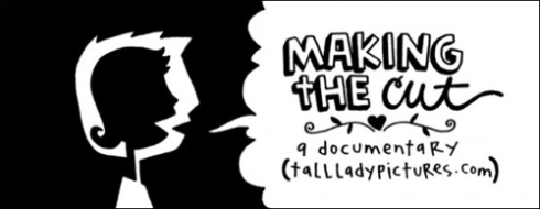 """Dwellephant sticker for """"Making the Cut"""""""