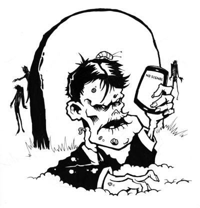 """Sketchbook: """"Dead Men Tell No Tales"""" by James Decker"""