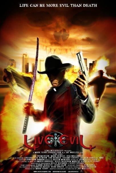 """Live Evil"""
