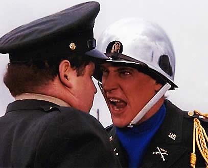 "Mark Metcalf as Doug Neidermeyer in ""Animal House."""