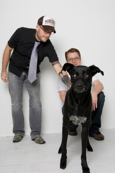 Justin Shady, Dwellephant and Mr. Fabulous