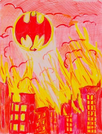 """Sketchbook: """"Devil's Night"""" by Jorge Garcia"""