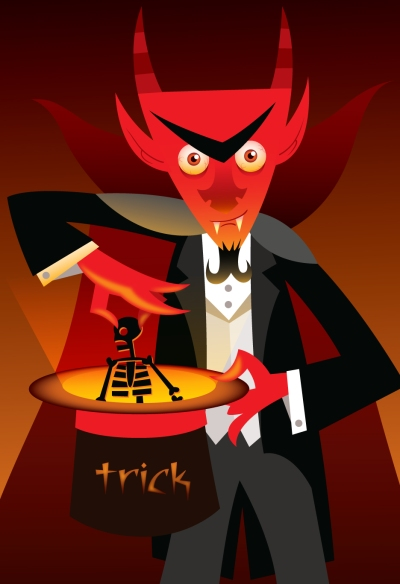"Sketchbook: ""Devil's Night"" by Jeremy R. Scott"
