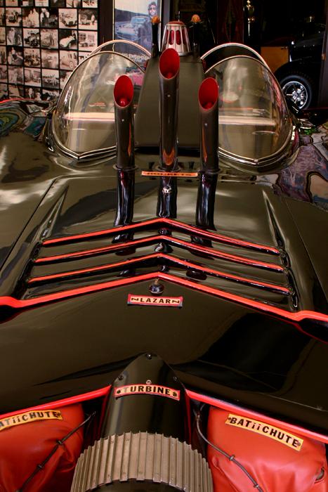 The Batmobile!
