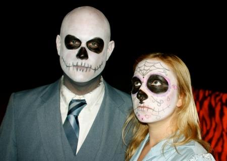 Halloween 2009 costumes!