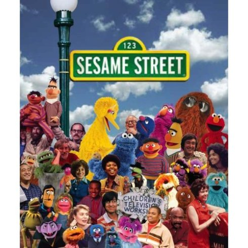 """Sesame Street: A Celebration of 40 Years of Life on the Street"""