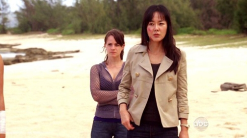 "Bethany James Leigh Shady on ""Lost"""