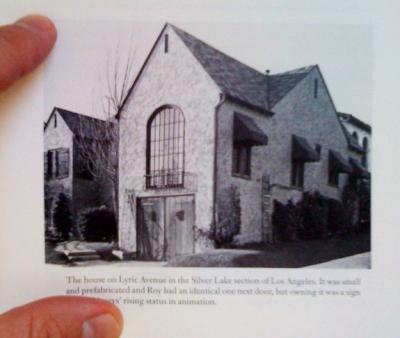Walt Disney's Lyric Avenue home