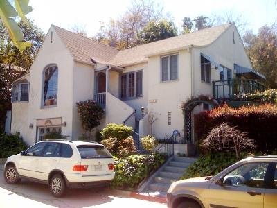 Roy Disney's Lyric Avenue home