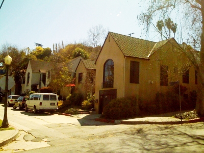 Walt and Roy Disney's Lyric Avenue homes