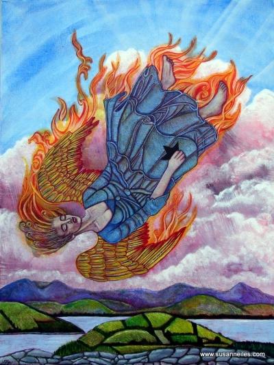 """Sketchbook: """"Fall"""" by Susanne Iles"""