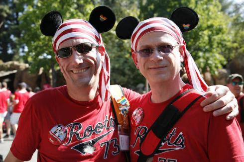 """Wrote about Disney's """"unofficial"""" Gay Days event…"""