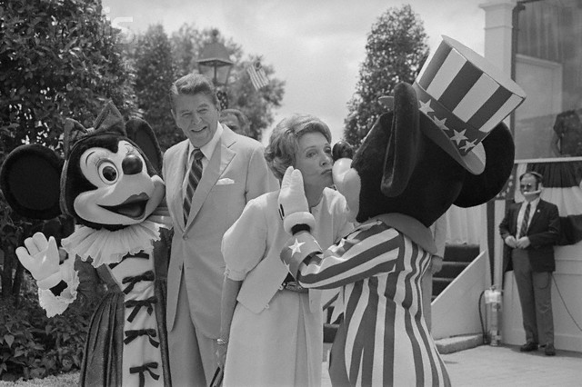 Wrote about Treasures of the Walt Disney Archives...
