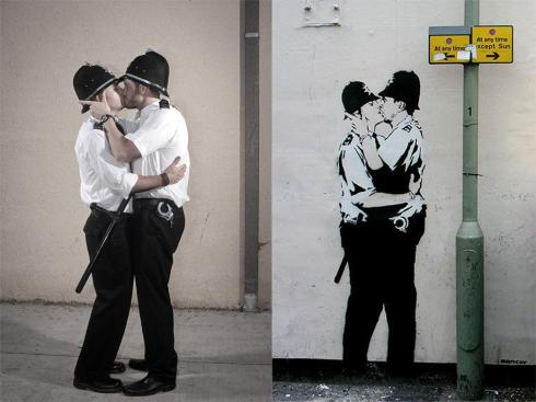 Nick Stern/Banksy