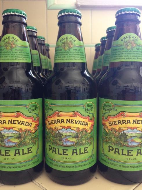 Liquor of the Month: April = Sierra Nevada Pale Ale!