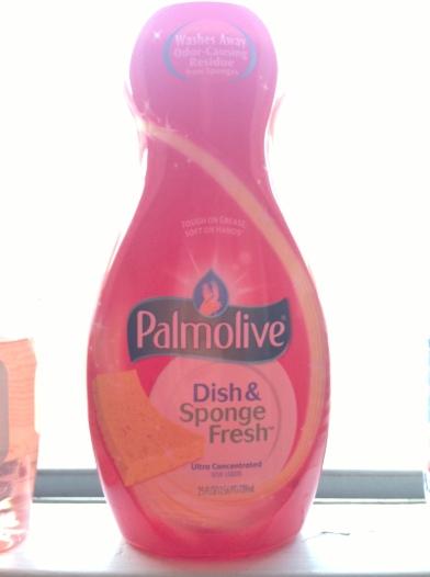 Palmolive: Dish & Sponge Fetish