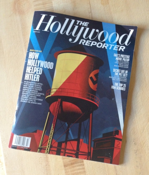"""The Hollywood Reporter"" August 9th, 2013"