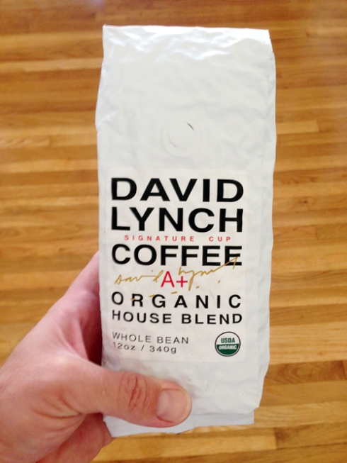 David Lynch Signature Cup Organic Coffee