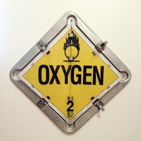 OXYGEN. Yawn.