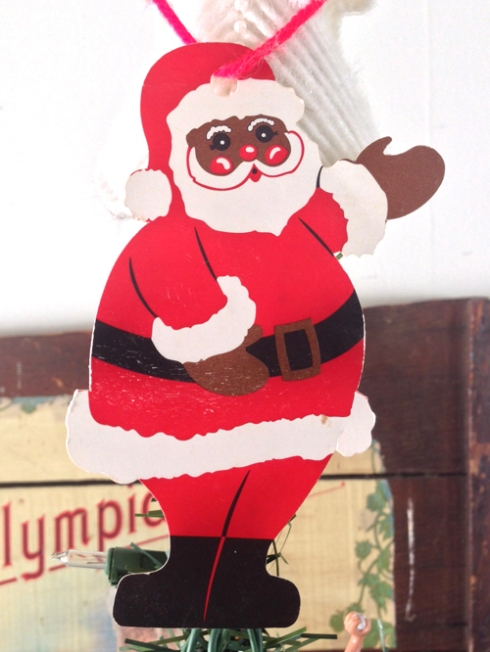 Black Santa is the only REAL SANTA!