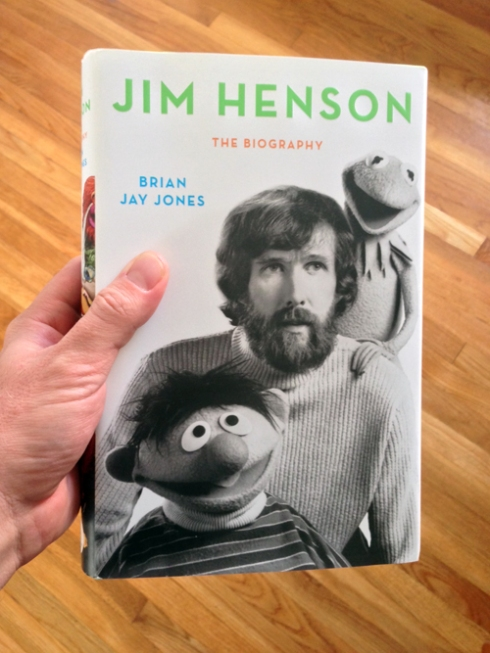 """Jim Henson: The Biography"""