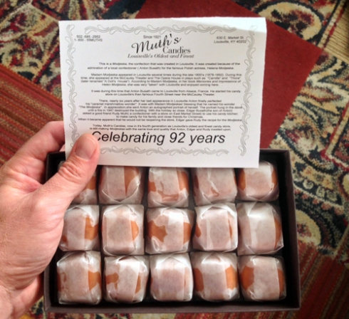 Muth's Candies from the Lattas!