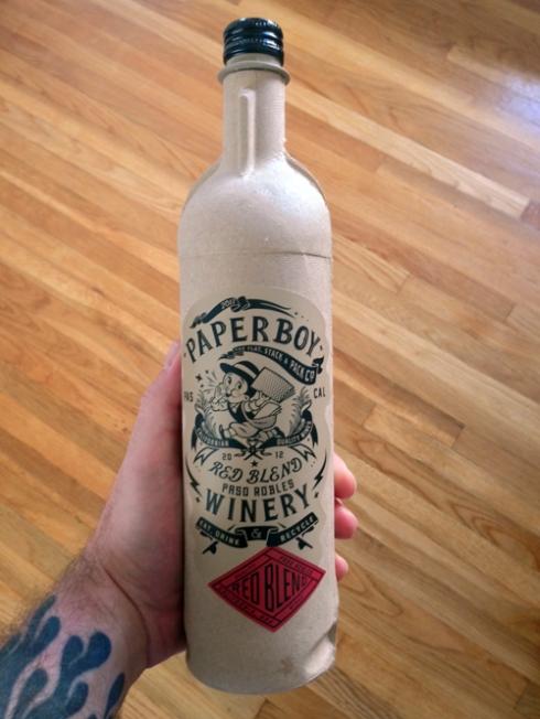 Paper Boy Wine