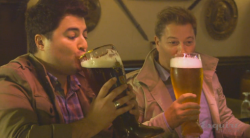 "Esquire TV: ""Best Bars in America"" with Sean Patton and Jay Larson"