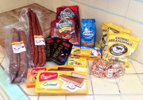 I'm dreaming of a Polish (sausage) Christmas!
