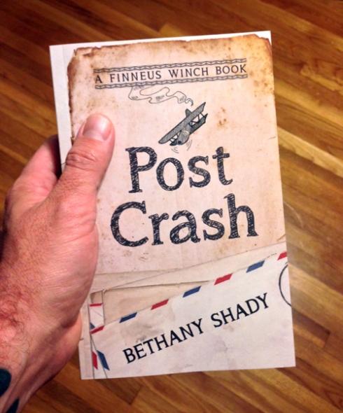 """POST CRASH"" by my beautiful sister, Bethany Shady!"