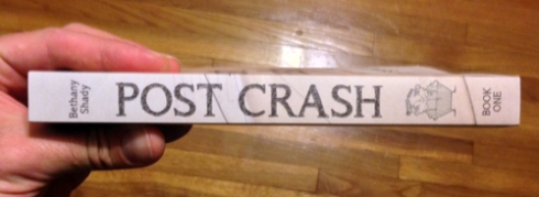 """POST CRASH"" by my beautiful sister, Bethany Shady!"