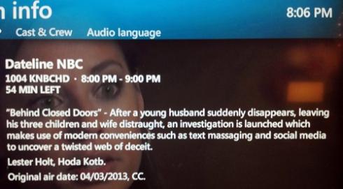 Ooo... text massaging.