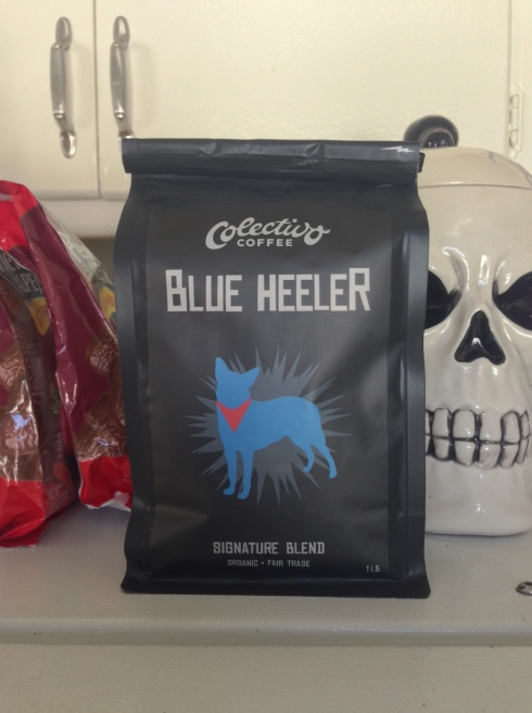 Colectivo's Blue Heeler from Erik and Robyn!