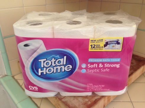 Toilet Paper of the Month: January!