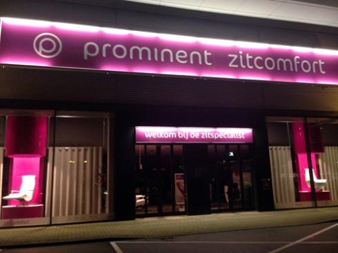 Prominent Zitcomfort!