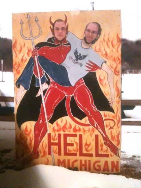Hell, Michigan: 2002