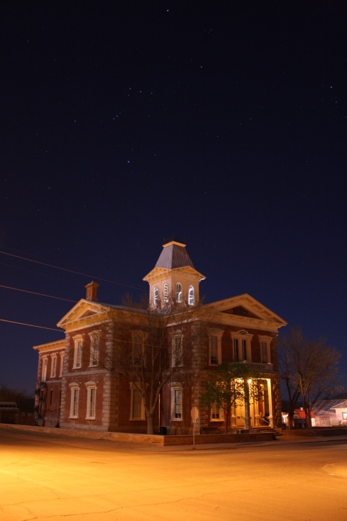 Tombstone City Hall: March 15, 2014