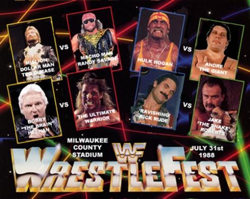 WWF Wrestlefest 1988