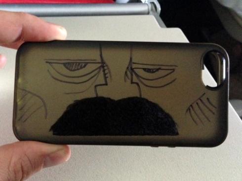 Dwelleface phone case!